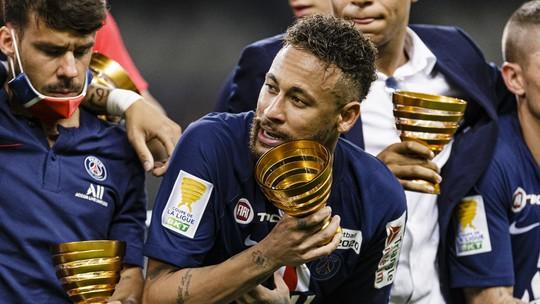 PSG fiton të gjitha kupat në Francë - Periskopi