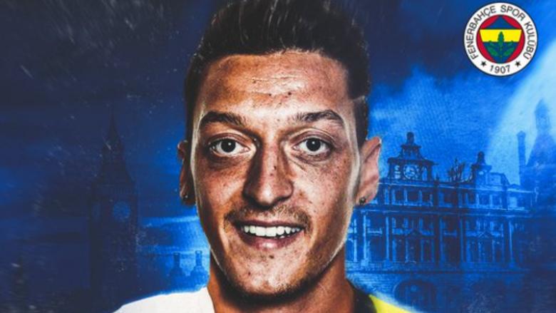 """Ozil me letër emocionale për tifozët e Arsenalit: """"Do të jem topçi përjetë"""""""