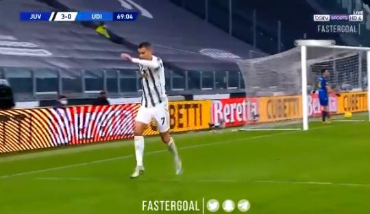 Nuk kishte si të mos shënonte, Cristiano Ronaldo pati ...