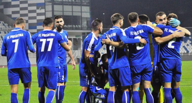 Shorti  Prishtina mëson kundërshtarët e ardhshëm në Conference League
